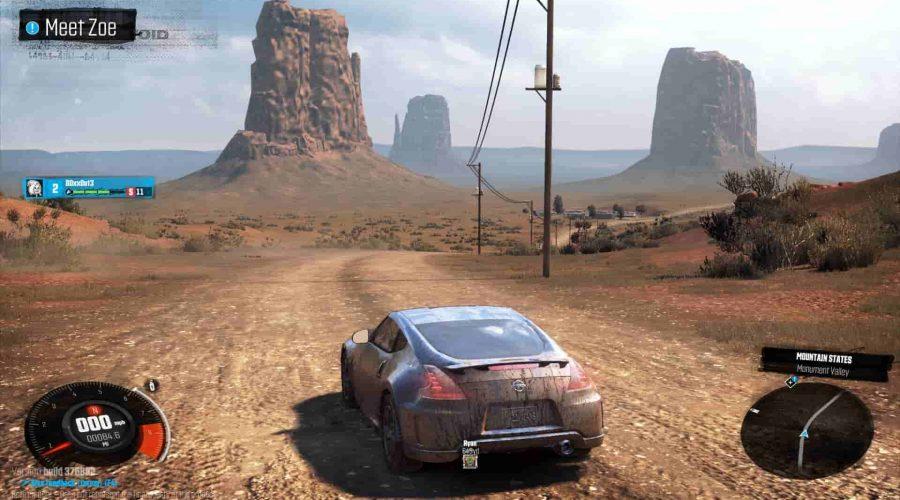 بازی The Crew برای PS4