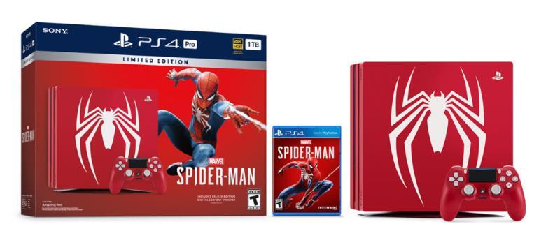 بازی مرد عنکبوتی Spider Man 2018 برای PS4