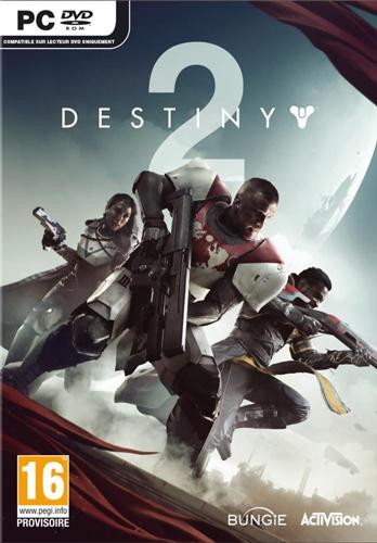بازی destiny 2 برای ps4
