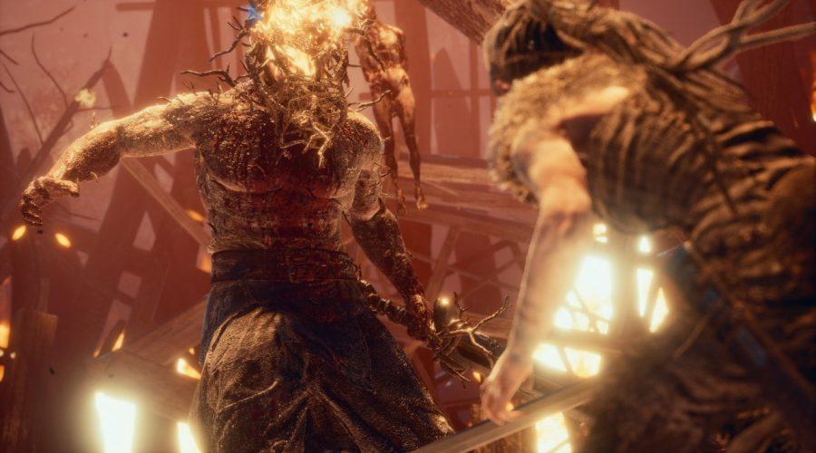 بازی Hellblade: Senua's Sacrifice برای PS4