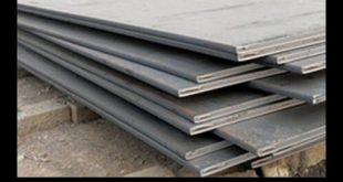 ورق فولاد a283 gr c