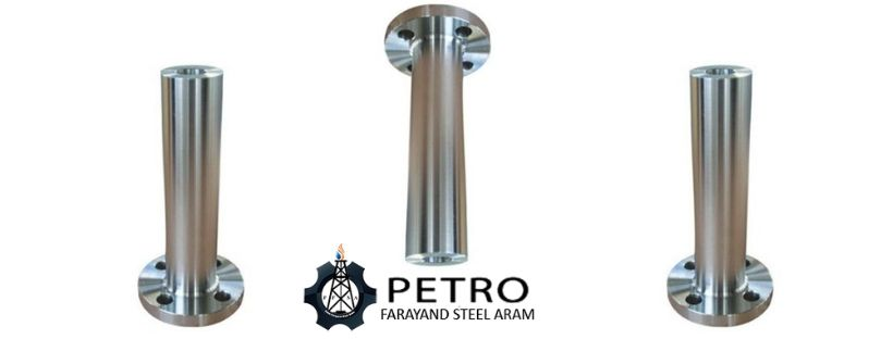 فلنج فولادی پایه بلند