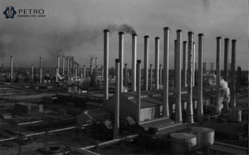 تولید فولاد در ایران