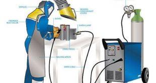 جوش قوس الکتریکی
