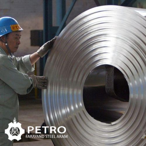 افزایش صادرات فولاد چین