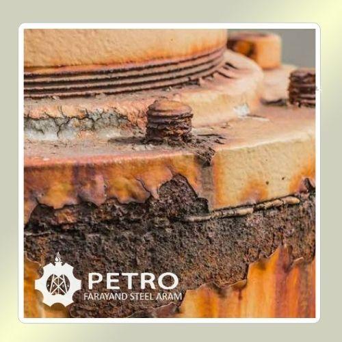 فولاد مناسب برای محیط اسیدی