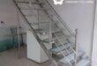 راه پله های فلزی